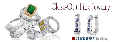 Close-Out Fine Jewelry image
